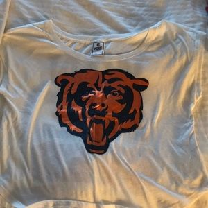 Victoria's Secret Pink Chicago Bears tee